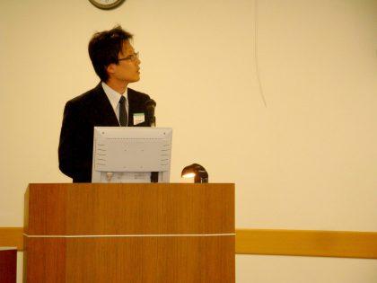 第28回日本老年医学会 近畿地方会参加