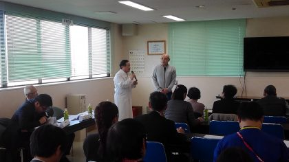 星優定期巡回随時対応型訪問介護看護 第7回地域連携会議開催
