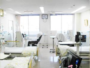 いたみバラ診療所 透析室