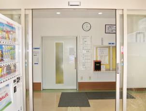 あおい病院 入口