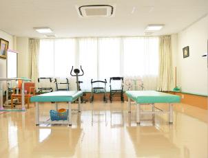 あおい病院 2F リハビリテーション室