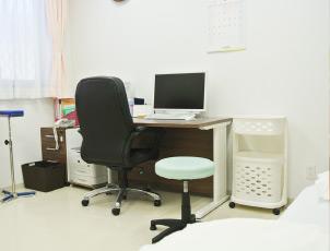 愛正透析クリニック 診察室