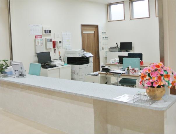 ふるさと透析診療所 接遇