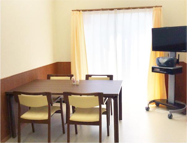 ふるさと透析診療所 食堂